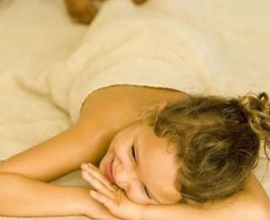 Детский тайский массаж 1100 р/час