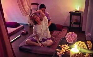 Традиционный тайский массаж 2200р/час