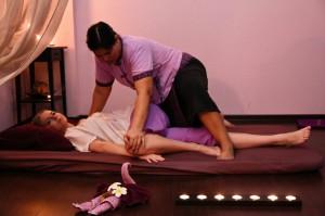 Королевский массаж